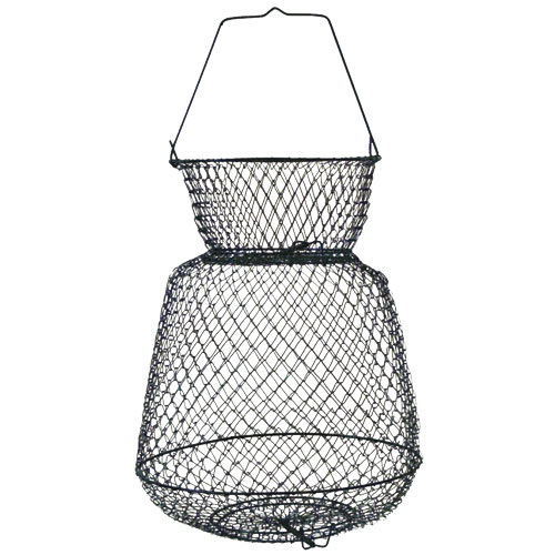 14 x 25 eagle claw wire fish basket for Fish wire basket