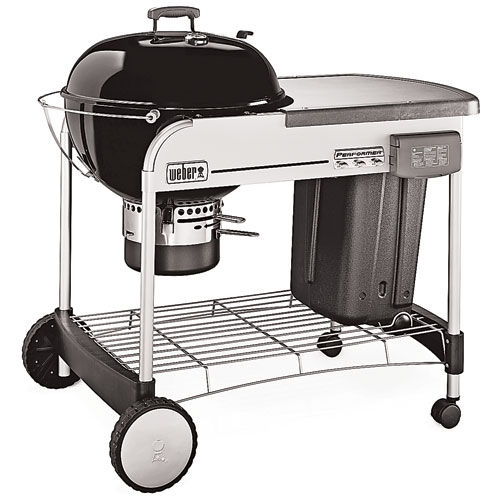 22 5 Quot Performer Charcoal Grill