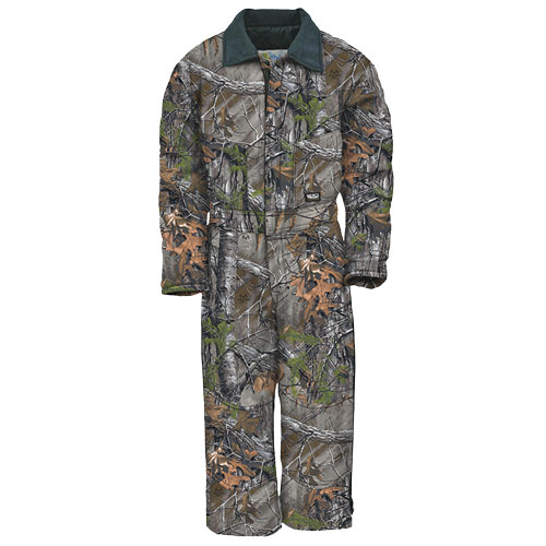 Walls Legend Kidz Grow Insulated Coverall Realtree Xtra
