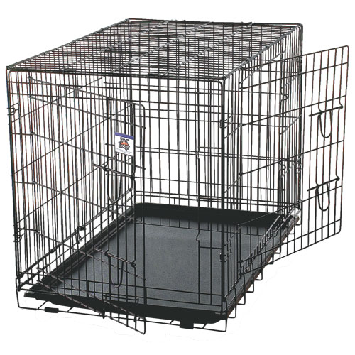 42 Quot X 27 Quot X 30 Quot Extra Large Double Door Wire Crate
