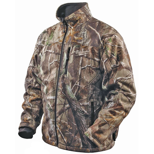 Battery Heated Clothing >> Camo Heated Jacket Kit