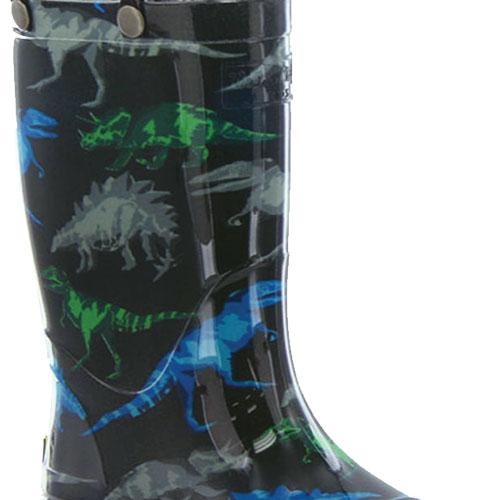 3a695daaae2db Western Chief Toddler Boys Dinosaur Rainboots