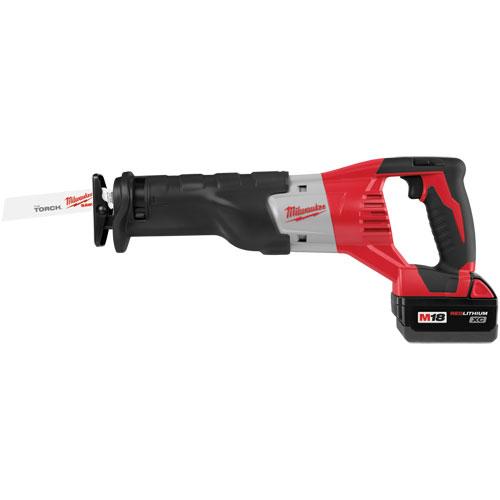 milwaukee m18 sawzall reciprocating saw