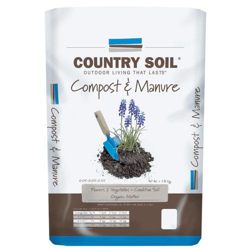 40 Lb Compost Amp Manure