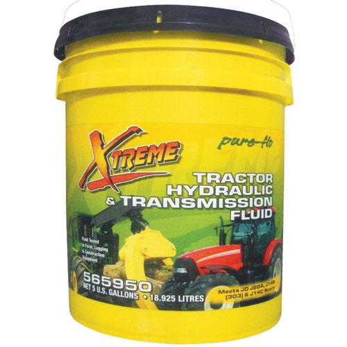 5 Gal  Tractor Hydraulic & Transmission Fluid