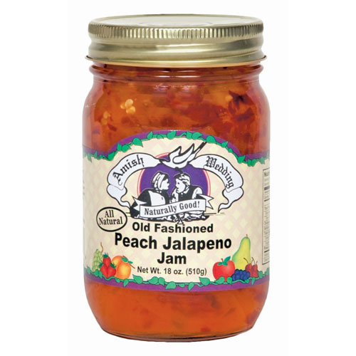 Jalapeno Peach Jam Recipe — Dishmaps