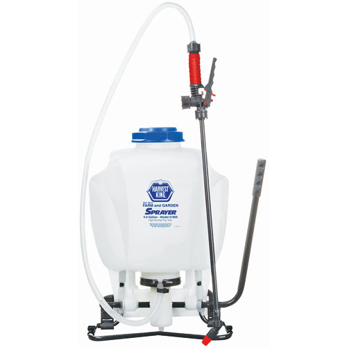 4 Gal  Chapin Harvest King Backpack Sprayer