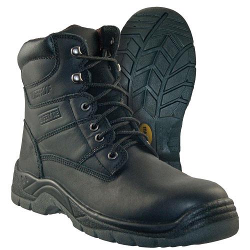 c812fa9b61bb3 Itasca Authority 6   Black Safety Toe
