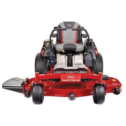 Lawn Mower Rear Suspension : Quot timecutter hd zero turn riding lawn mower