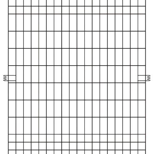 Origin Point Poultry Fence Panel