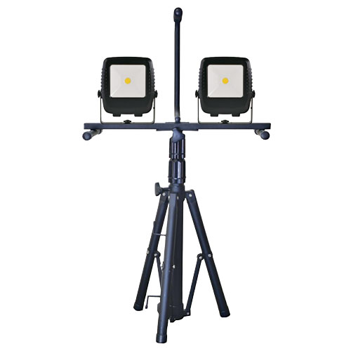 LED Work Light With Tripod