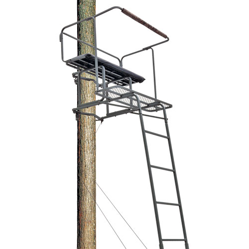 17 Big Bud Ladder Stand