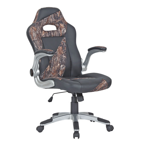 Fabulous Big Mans Black Camo Office Chair Pdpeps Interior Chair Design Pdpepsorg