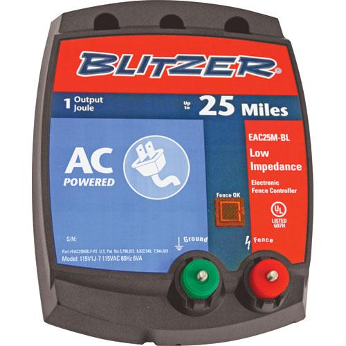 25 Mile Low Impedance Fencer