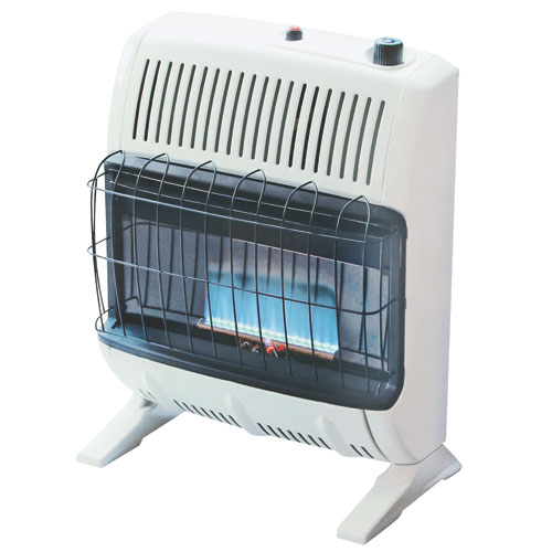 Mr Heater Vent Free Blue Flame Heater