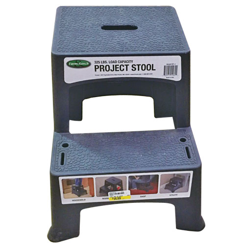 Tricam 2 Step Shop Amp Garage Step Stool