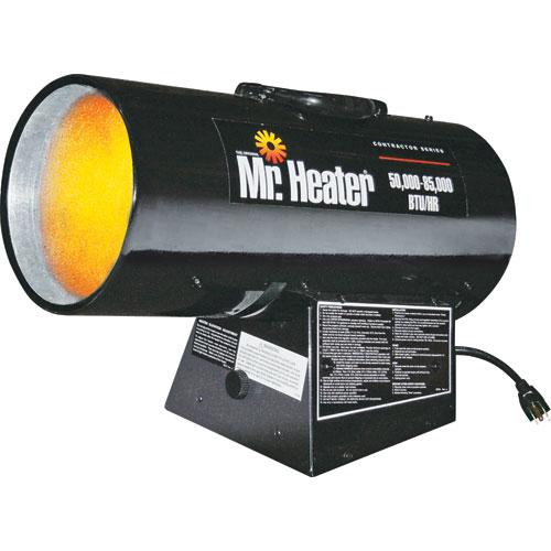 Contractor Torpedo Heater