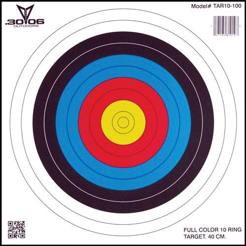 paper target