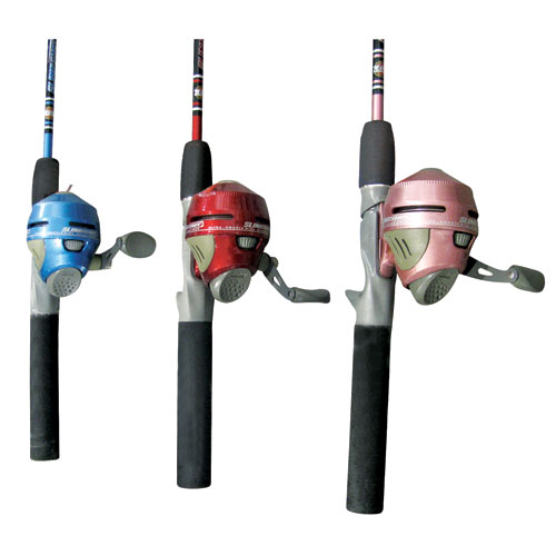 Zebco slingshot rod reel combo for Slingshot fishing pole