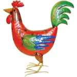 Captivating Chicken Garden Decoration