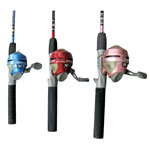 Sporting goods for Slingshot fishing pole