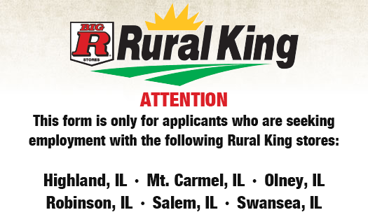 Employment - RuralKingSupply com